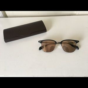9bace0b3825e ... CUSTOM Executive I sunglasses OLIVER PEOPLES ...